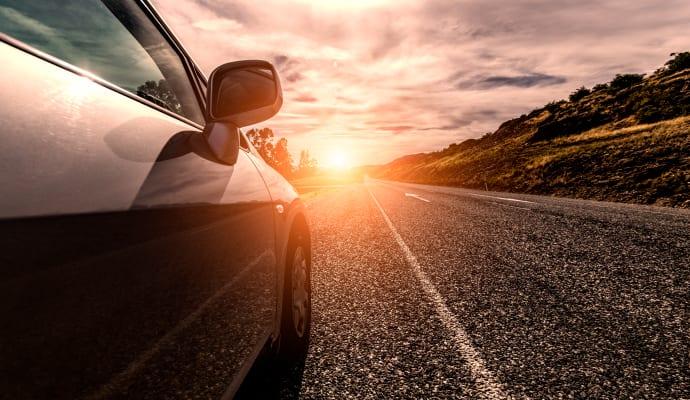 Blind-spot-driving