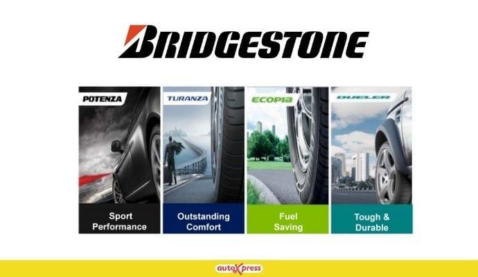Bridgestone Tyres in Tanzania
