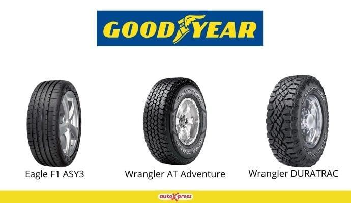 Good Year Tyres in Tanzania